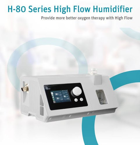 RespBuy-BMC- High Flow Oxygen Therapy Device -H80M-Side