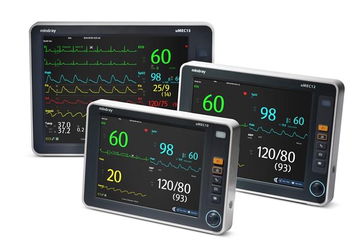 RespBuy-Mindray-Umec10-Patient-Monitor