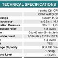 RespBuy-Oxymed-Auto-CPAP-Specs