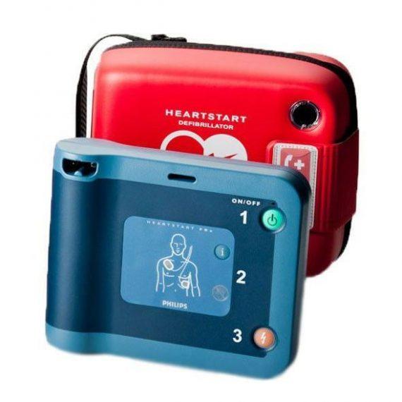 RespBuy_Philips_HeartStart_FRx_AED_Defibrillation