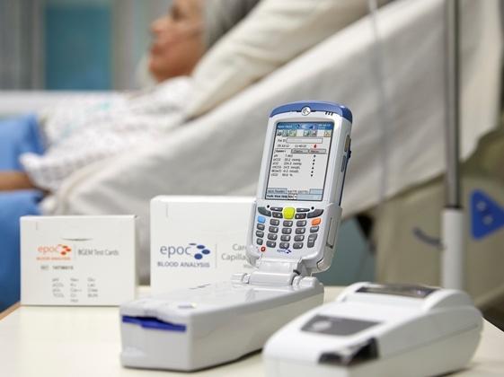 RespBuy-Siemens-EPOC-AVG-Blood-Analyser-Complete